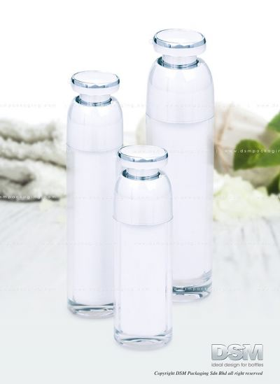 B 022 - 15ml , 30ml , 50ml , 100ml (Airless Pump)
