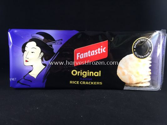 Fantastic Rice Cracker Original