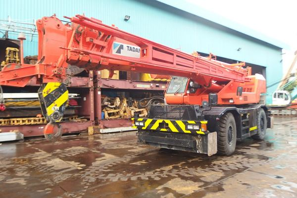 TR350M-3-00102 Rough Terain Crane (35tons)