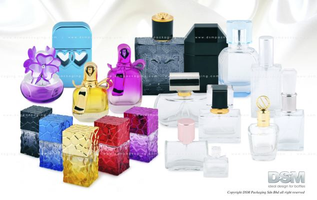 PERFUME BOTTLE / PERFUME MANUFACTURER
