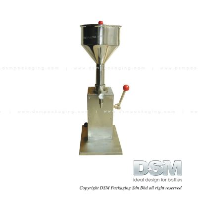 L 001 - Manual pouring machine ( 10kg )