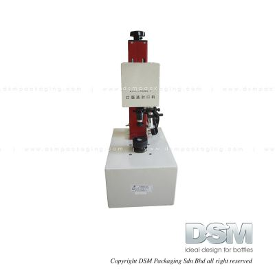 L 003 - Clamping Machine for bottle serum
