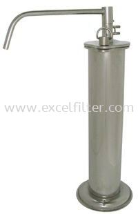 (MF-ST-STD) Stainless Steel Pre Filter-Portable-Model 6