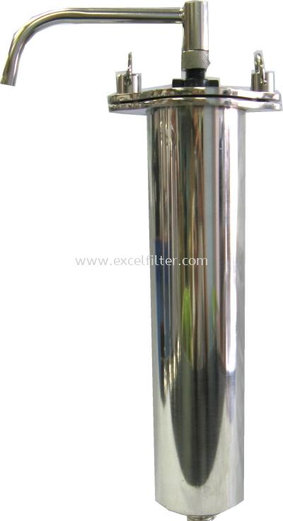 (MF-ST-FI) Stainless Steel Pre Filter-Fix In-Model 5