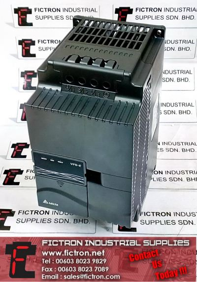 VFD055E43A DELTA 5.5kW 7.5HP Inverter Supply & Repair Malaysia Singapore Thailand Indonesia Philippines Vietnam Europe & USA