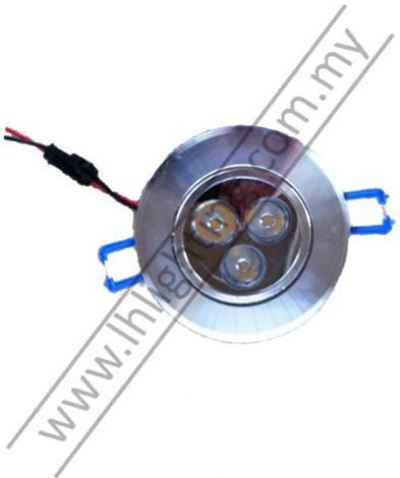 JDC 3w LED Ceiling Light