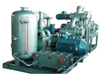 ZJZSK Roots Liquid Ring Vacuum Pump System