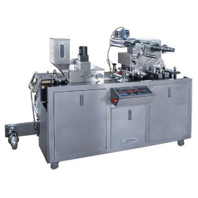 DPP-80-Flat Plate Automatic Blister Packing Machine