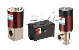 GDC-J Electromagnetic High Vacuum Damper Valve