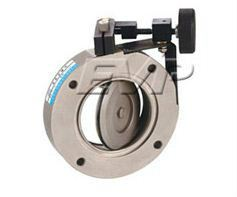 GI-C Series High-Vacuum Butterfly Valve