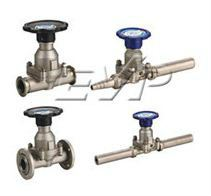 GM High Vacuum Diaphragm Valve