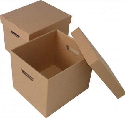 Telescopic Carton