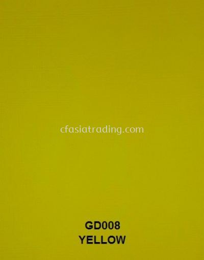 ��� : GD008 YELLOW