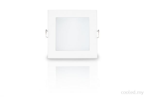 D3015Q CooLED 12W LED Recessed Downlight Lighting