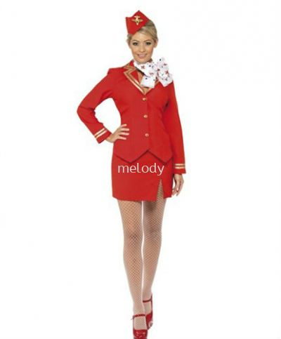 Stewardess CT037 Red (1022 0101)