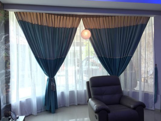 New Curtain Design