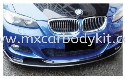 BMW 3 SERIES E92 2007 M-TEK HAMANN FRONT LIP E92 (3 SERIES) BMW