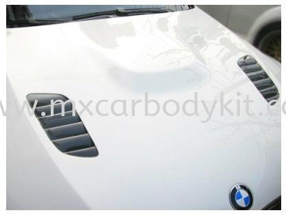 BMW 3 SERIES E92 2009 M3 V TYPE LOOK HOOD STEEL E92 BMW