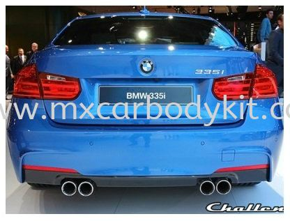 BMW 3 SERIES F30 2012 & ABOVE M-TEK STYLE BODYKIT F30 BMW