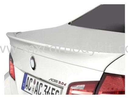 BMW 5 SERIES F10 2010 & ABOVE ACS STYLE REAR TRUNK SPOILER F10 BMW Johor, Malaysia, Johor Bahru (JB), Masai. Supplier, Suppliers, Supply, Supplies | MX Car Body Kit