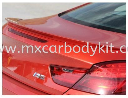 BMW 6 SERIES F13 2011 & ABOVE M STYLE TRUNK SPOILER F13 BMW Johor, Malaysia, Johor Bahru (JB), Masai. Supplier, Suppliers, Supply, Supplies | MX Car Body Kit