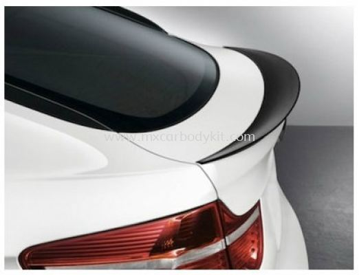 BMW X6 SERIES E71 2007 & AB0VE PERFORMANCE STYLE SPOILER