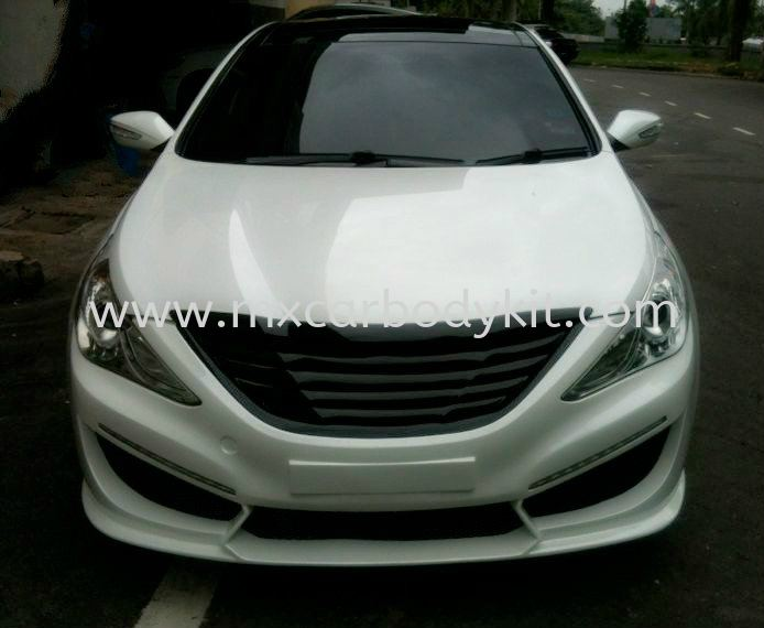 HYUNDAI SONATA 2011 CUSTOMIZED DESIGN BUMPER SET  SONATA 2011 HYUNDAI