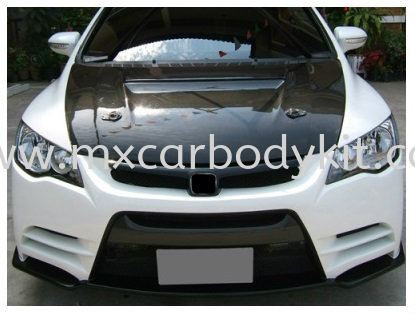 HONDA CIVIC FD 2006 & ABOVE FRONT BUMPER M&M CIVIC FD 2006 - 2011 HONDA
