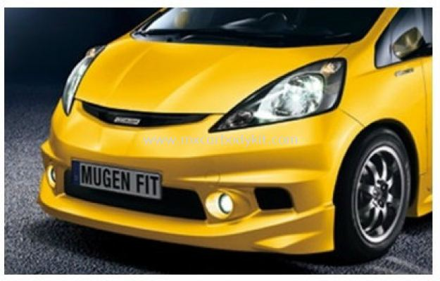 HONDA JAZZ FIT 2008 & ABOVE MUGEN BUMPER STYLE BODYKIT