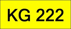 KG222 All Plate