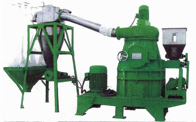 CWF Ultra FIne Powder Pulverizer
