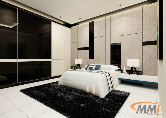 Bedroom Design @ Austin Perdana