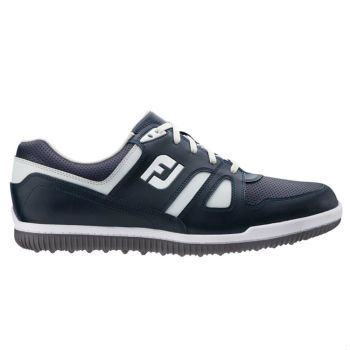 FJ Men's Retro Greenjoy Golf Shoes