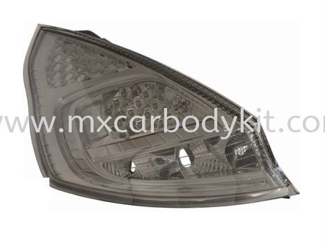 FORD FIESTA 2009 & ABOVE REAR LAMP CRYSTAL LED REAR LAMP ACCESSORIES AND AUTO PARTS