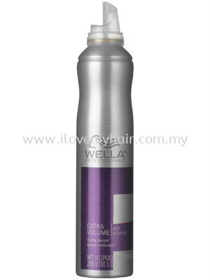 wella extra volome styling mousse 300ml