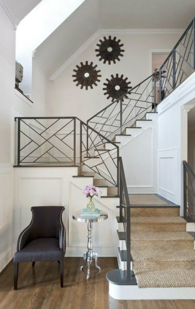 METAL RAILING AND SPIRAL STAIRCASE 96