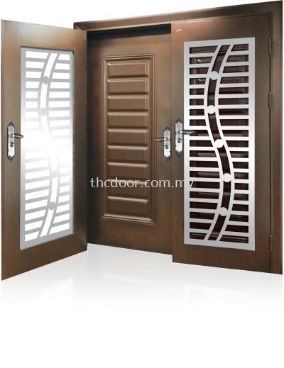 Security Door AA6-0317-SS95