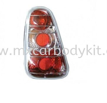 MINI COOPER 2002 & ABOVE REAR LAMP CRYSTAL REAR LAMP ACCESSORIES AND AUTO PARTS