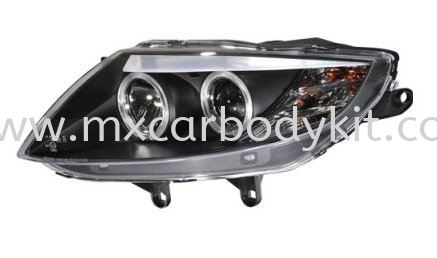 BMW Z3 E85 2003-2009 HEAD LAMP CRYSTAL PROJECTOR W/RIM + MOTOR HEAD LAMP ACCESSORIES AND AUTO PARTS