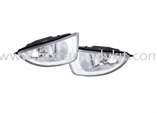 HONDA CIVIC 2004 FOG LAMP CRYSTAL W/WIRING & SWITCH FOG LAMP ACCESSORIES AND AUTO PARTS