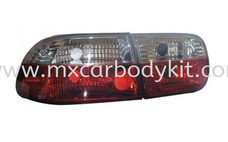 HONDA CIVIC 1992-1995 4D REAR LAMP CRYSTAL REAR LAMP ACCESSORIES AND AUTO PARTS