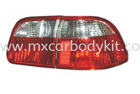 HONDA CIVIC EK 1996 REAR LAMP CRYSTAL REAR LAMP ACCESSORIES AND AUTO PARTS