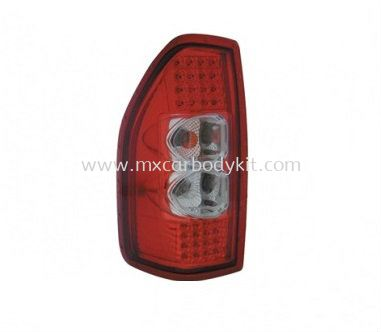 ISUZU D-MAX 2002-2006 REAR LAMP CRYSTAL LED