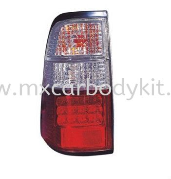ISUZU INVADER 1997-2001 REAR LAMP CRYSTAL LED REAR LAMP ACCESSORIES AND AUTO PARTS