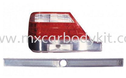 MERCEDES BENZ W140 1994-1997 REAR LAMP CRYSTAL LED REAR LAMP ACCESSORIES AND AUTO PARTS