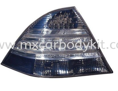 MERCEDES BENZ W220 1998-2005 REAR LAMP CRYSTAL LED SMOKE REAR LAMP ACCESSORIES AND AUTO PARTS
