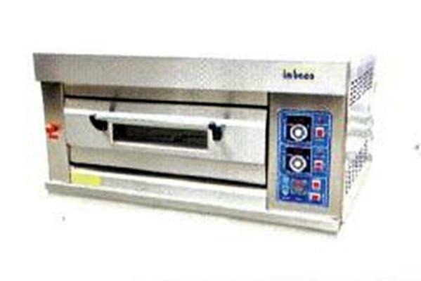 HXY-2DW 1 Deck 2 Trays Gas Oven