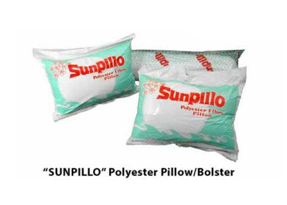 sunpillo polyester pillow