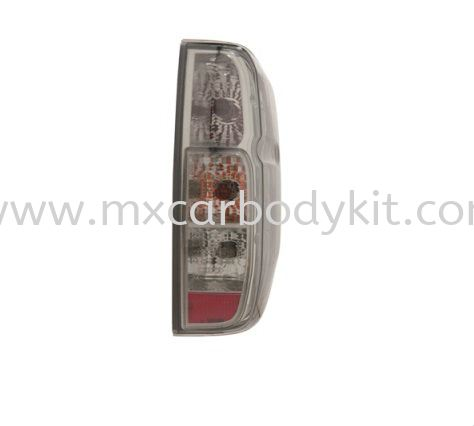 NISSAN NAVARA 2007 & ABOVE REAR LAMP CRYSTAL SMOKE REAR LAMP ACCESSORIES AND AUTO PARTS