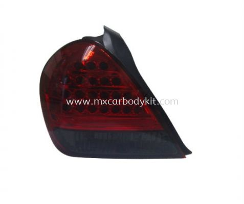 NISSAN SENTRA 2003 REAR LAMP CRYSTAL LED